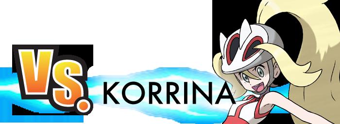 Korrina Pokemon X Y