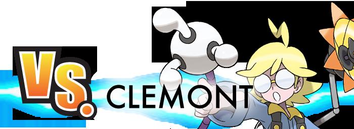 Clemont Pokemon X Y