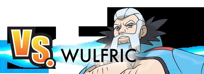 Wulfric Pokemon X Y