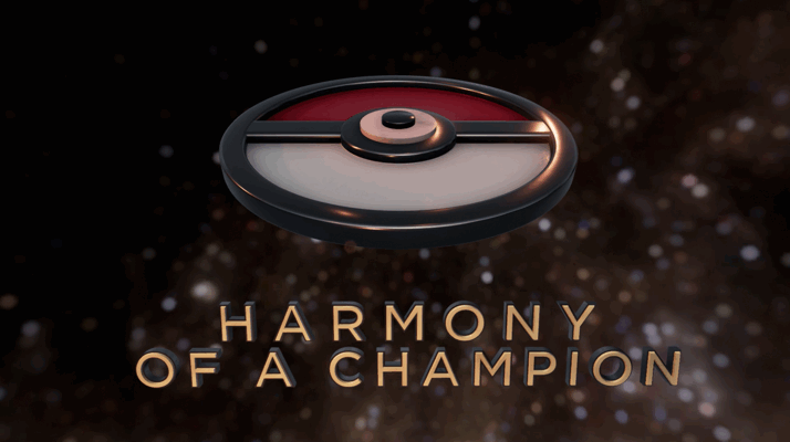 Harmony of a Champion Logo
