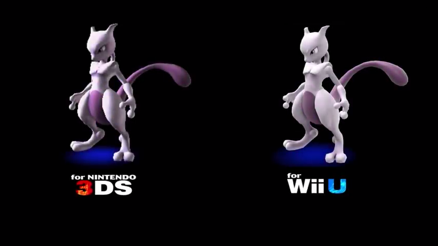 Mewtwo Super Smash Bros. DLC