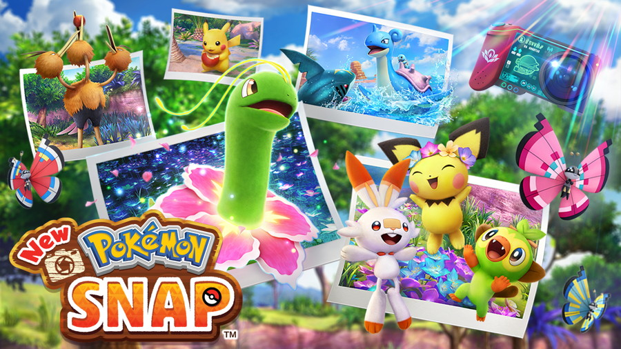 New Pokemon Snap Gets New Trailer and April 30 Release Date
