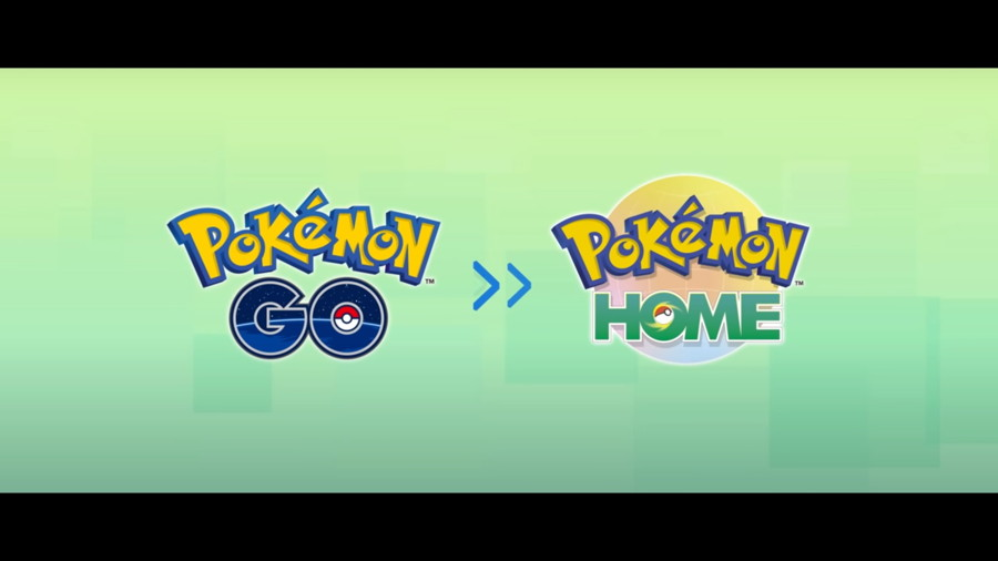 Pokemon Home Pokemon GO Transfer