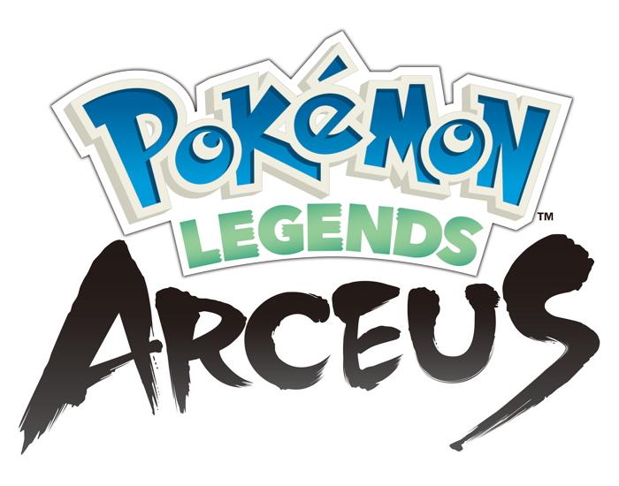 Pokemon Legends Arceus Logo