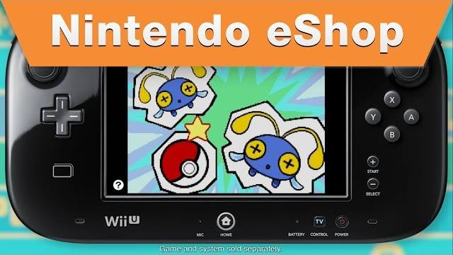 Pokemon Pinball: Ruby and Sapphire Heads to Wii U eShop VC