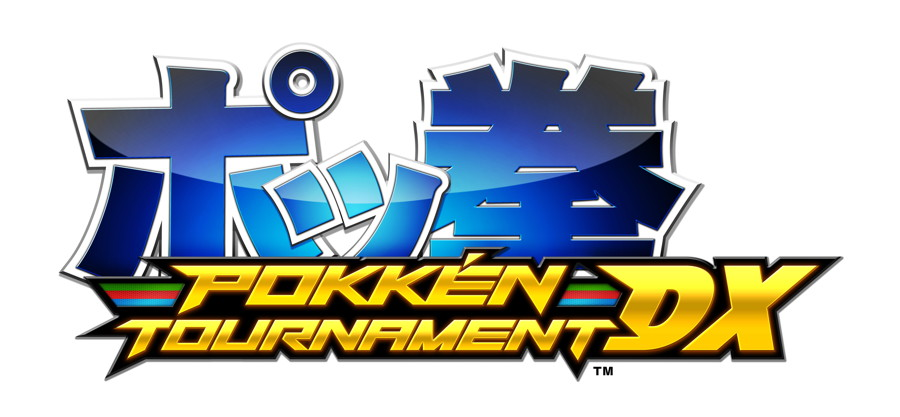 Pokken Tournament DX Logo