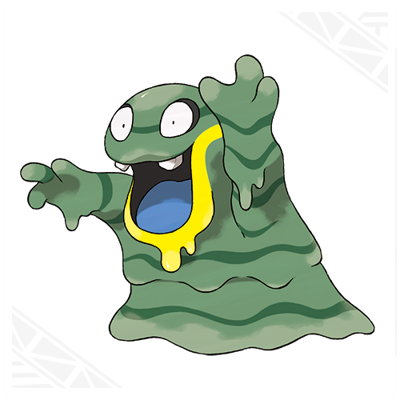 Pokemon Sun Moon Alolan Grimer