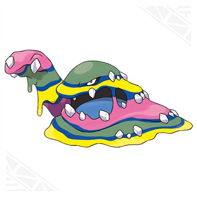 Pokemon Sun Moon Alolan Muk