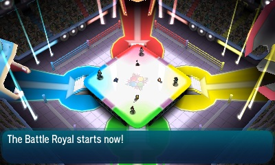 Sun Moon Battle Royal Screenshot
