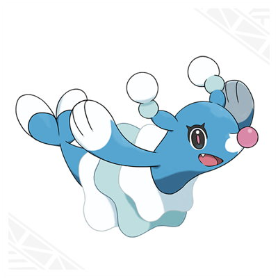 Pokemon Sun and Moon Brionne