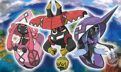 Pokemon Sun Moon Guardians