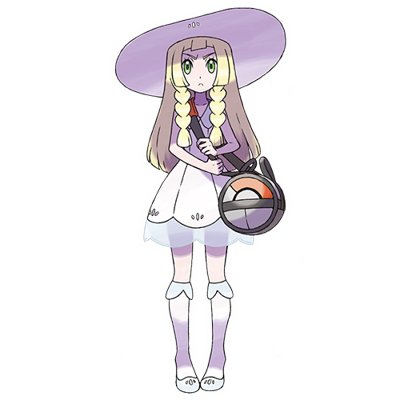 Pokemon Lillie