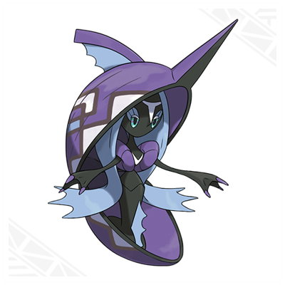 Pokemon Sun Moon Tapu Fini