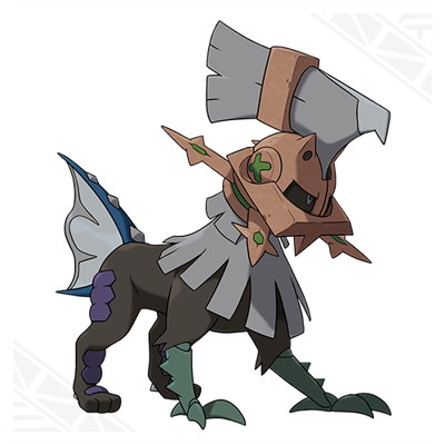 Pokemon Type: Null