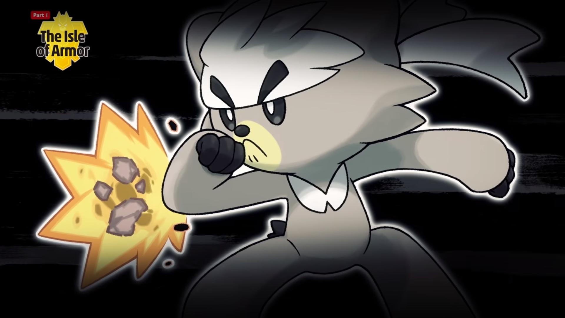 Pokemon Sword and Shield DLC