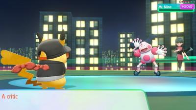 Let's Go Pikachu Eevee Sabrina