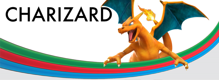 Pokken Tournament Charizard
