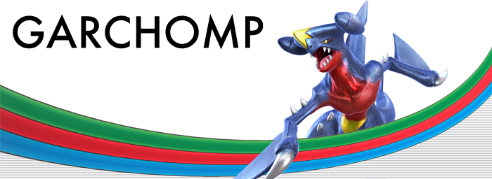 Pokken Tournament Garchomp