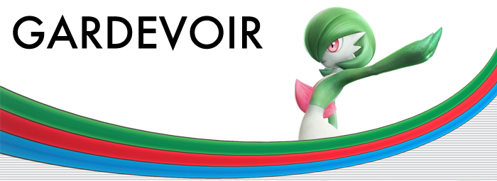 Pokken Tournament Gardevoir
