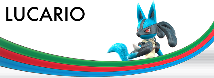 Pokken Tournament Lucario
