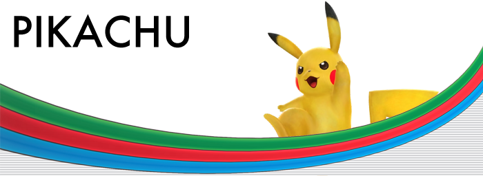 Pokken Tournament Pikachu