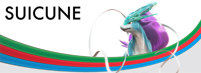 Pokken Tournament Suicune