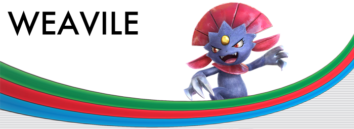 Pokken Tournament Weavile