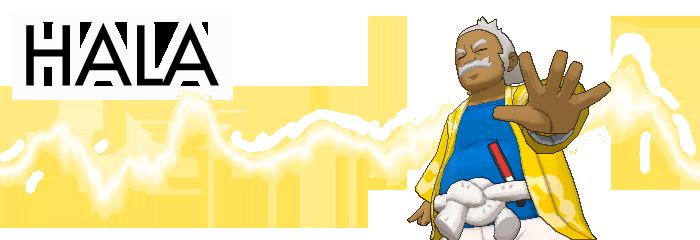 Hala Pokemon Sun Moon