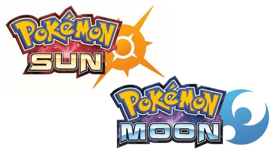Pokemon Sun Moon Logo