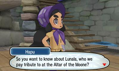Pokemon Sun Moon Walkthrough