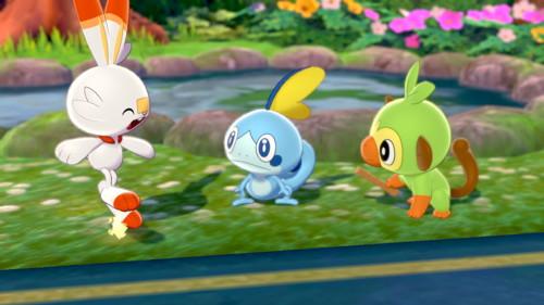 Pokemon Sword and Shield Walkthrough: Motostoke City