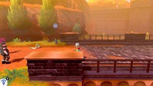 Pokemon Sword Shield Walkthrough Stow-on-Side Gym