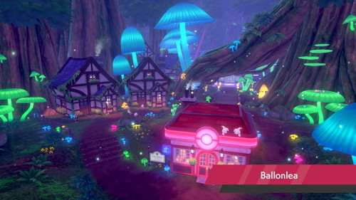 Pokemon Sword Shield Walkthrough Ballonlea Gym