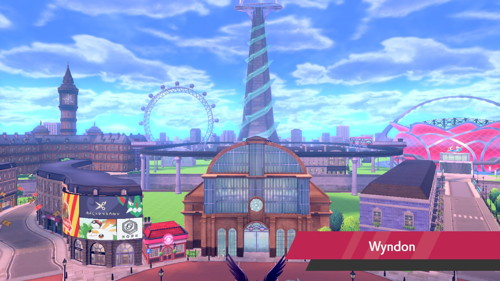 Pokemon Sword and Shield Walkthrough: Champion Cup