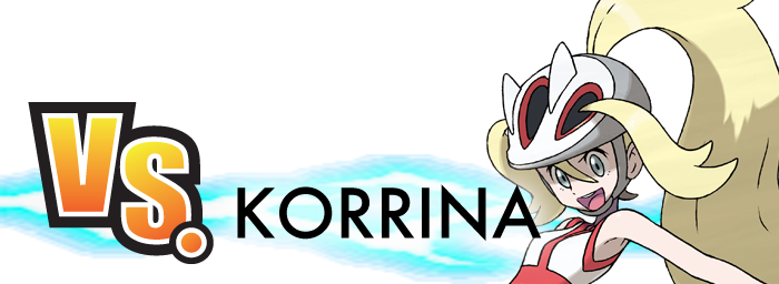 Korrina Pokemon X Y