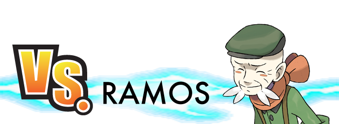 Ramos Pokemon X Y