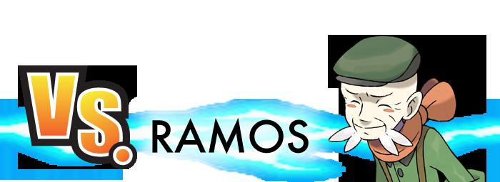 Ramos Pokemon X Y