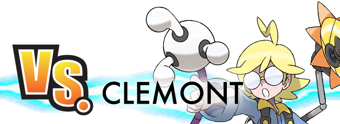 Clemont Pokemon X Y