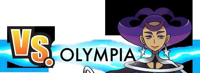 Olympia Pokemon X Y