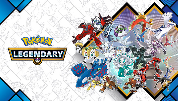 2018 Legendary Pokemon Distribution