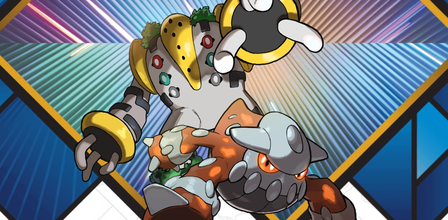 Get a Free Level 100 Regigigas or Heatran in March