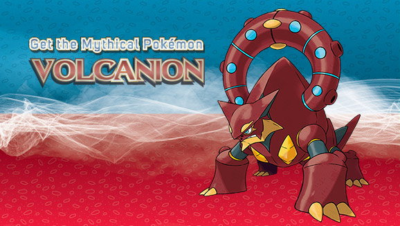 Volcanion Distribution through GameStop Now Available