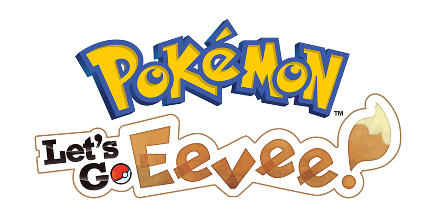 Let's Go Eevee Logo