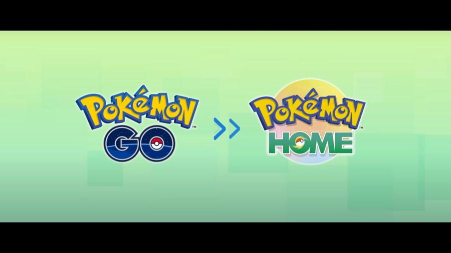 Pokemon Home Pokemon GO Transfer