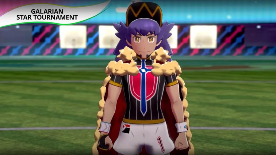 Pokemon Sword Shield Crown Tundra DLC