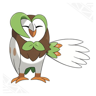 Pokemon Sun and Moon Dartrix
