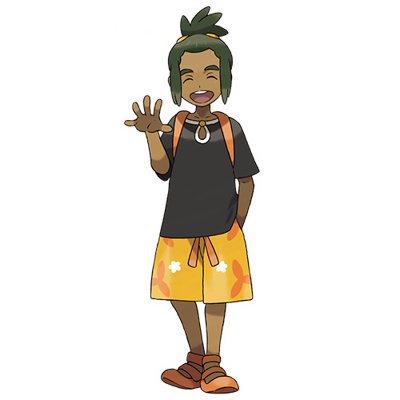 Pokemon Sun and Moon Hau