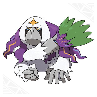 Pokemon Sun and Moon Oranguru