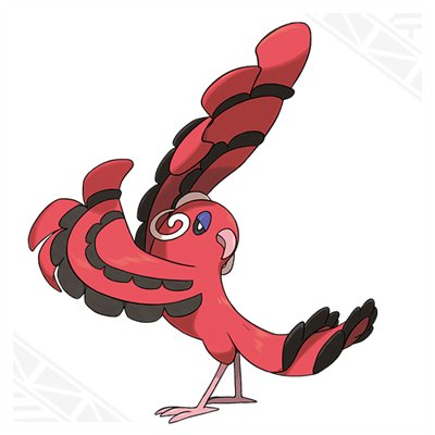 Pokemon Sun and Moon Oricorio Baile Style