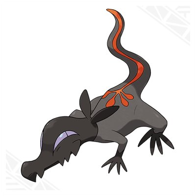 Pokemon Sun and Moon Salandit